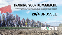 28 april klimaattraining banner